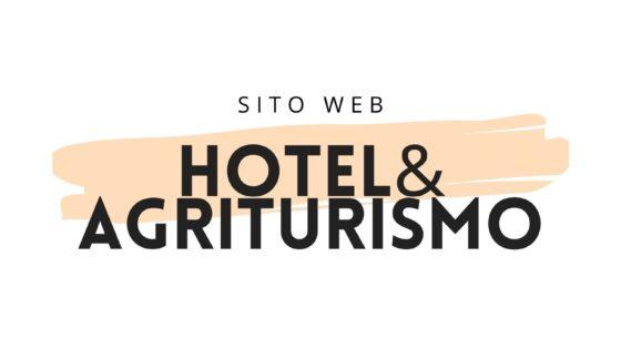 Sito web per Hotel e Agriturismo